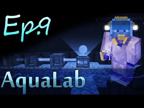 Productive Production & Mffs | (aqualab) Yogscast Complete Modpack | Ep.9 video
