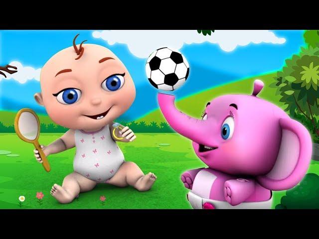 Hush Little Baby | Kindergarten Nursery Rhymes for Children | Cartoons for Kids by Little Treehouse thumbnail