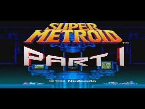 Super Metroid any% TAS speed run in 00:24!! (1/3)