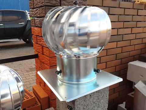 Вентилятор без электричества