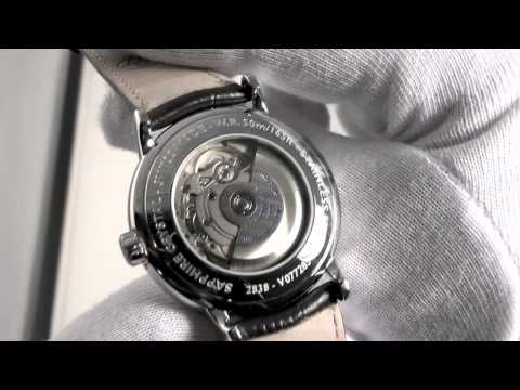 RAYMOND WEIL Watch review - Maestro Small Second
