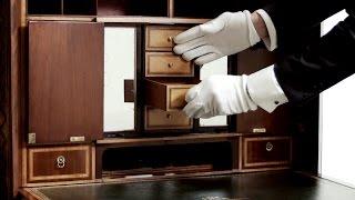Works of Art | October 2015 | David Roentgen: Signed Double Writing Desk