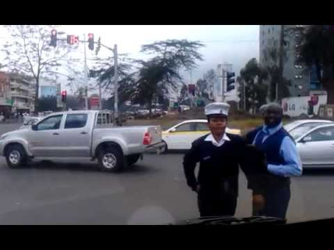 A Few Seconds Before I Was Arrested By The Police - Westlands, Nairobi, Kenya video