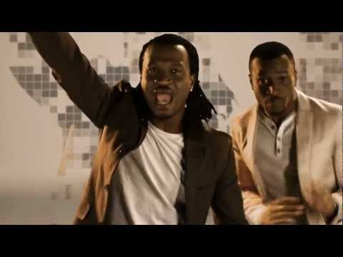 P Square & Matt Houston - - E No Easy Remix (French Version)