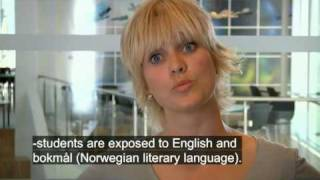 Local Language Program in Stord
