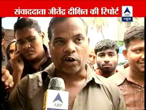 Mumbai rains: Tree crushes car and auto, driver saved