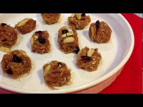 Samai Jorda Eid Special Recipe - It Can Be Tired For Iftar - Bangla Video For Bangladeshi