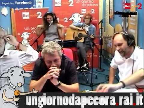 Gasparri vs. Baricco – Un giorno da pecora 10/11/2014