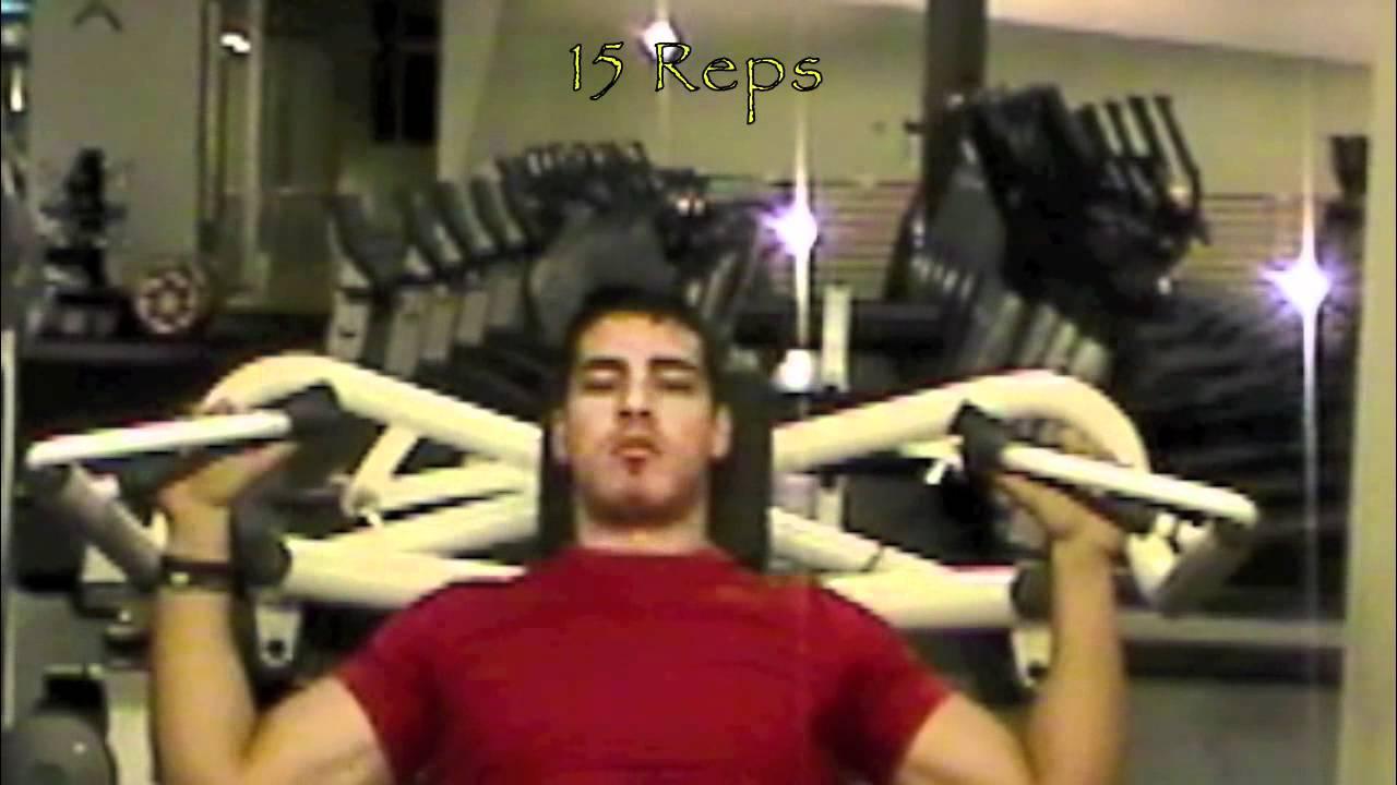 Immortals Workout - Henry Cavill, Kellan Lutz, Luke Evans ...