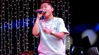 Charice in Paris part 13 - Saving all my love