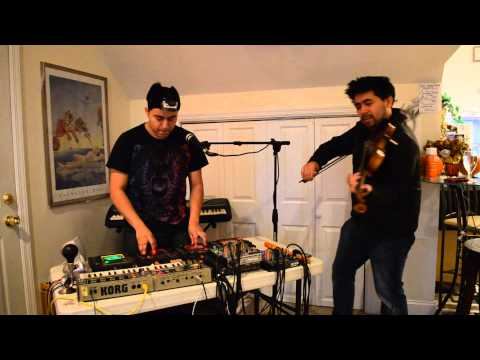 Order and Kaoss - A Violin Beatbox Collaboration by David Wong and JFlo
