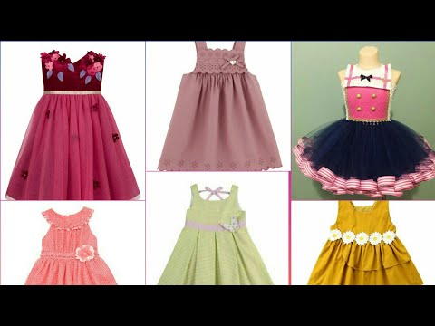 Frock baby frock stylish design Frock different dress design one idea beautiful frock