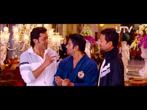 Thank You | 2011 | Bollywood Comedy Scene - Its Not Fair - Suniel Shetty video