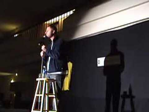 Rory Scovel at Hyatt Part One