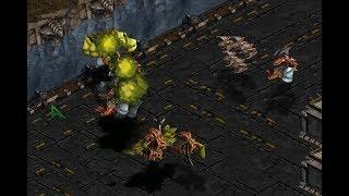 Larva (Z) v Shine (Z) Threefer - StarCraft  - Brood War REMASTERED 2019