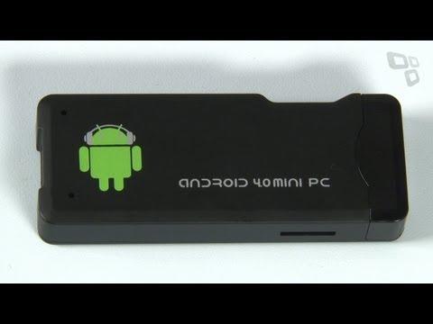 Android Mini PC MK802 [Análise de Produto] - Tecmundo