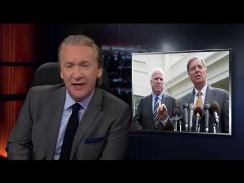 Real Time with Bill Maher: Jihad Me At Hello - September 19, 2014 (HBO)