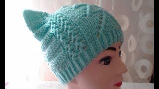 Sasha moon вязание шапка 63
