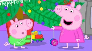 Peppa Pig English Episodes in 4K | Peppa's Christmas #PeppaPig