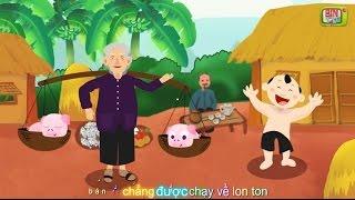 Ca khúc Ba Bà đi bán Lợn con - BinTV - ZinhZinh