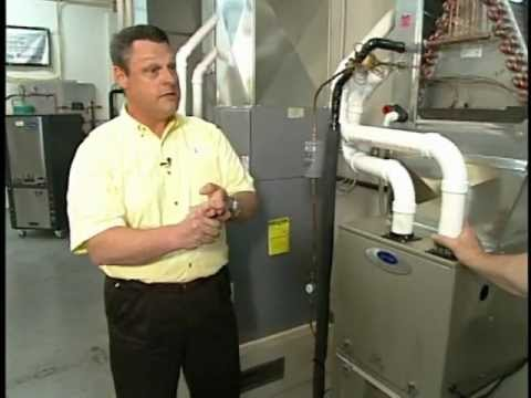 How to select a new Forced Air Furnace - Carrier