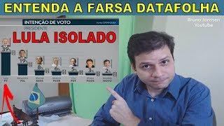 A verdade sobre o DataFolha e o Lula. Entenda!