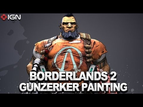 Borderlands 2 Gunzerker Fan Art by LethalChris1