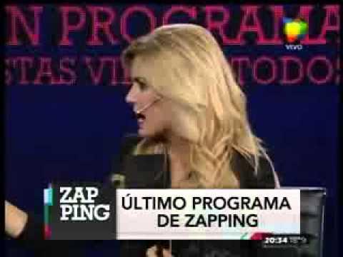 Así finalizó el Zapping de Viviana Canosa, por la pantalla de América