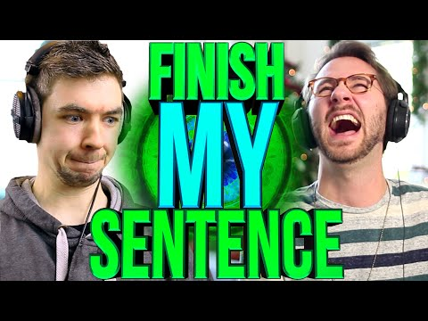 FINISH MY SENTENCE | Jacksepticeye