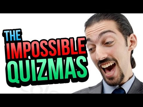 THE IMPOSSIBLE QUIZ! - The Impossible Quizmas