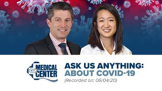 Ask Us Anything: About COVID-19 (06-04-20)