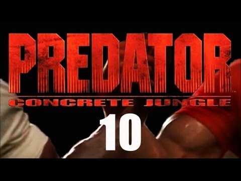 Matt's  Bomb-Ass PREDATOR Concrete Jungle LP (Part 10)