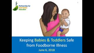 Keeping Babies and Toddlers Safe from Foodborne Illness