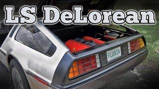 1982 LS Powered DeLorean DMC-12: Regular Car Reviews