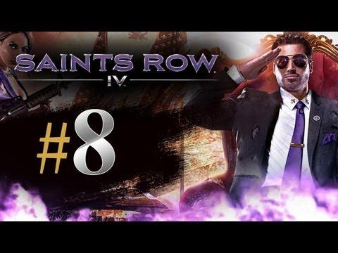 Saints Row 4 Gameplay Walkthrough Part 8 - Fight Club