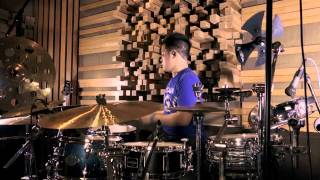 Echa Soemantri - Bruno Mars - Treasure (Drum Reinterpretation)
