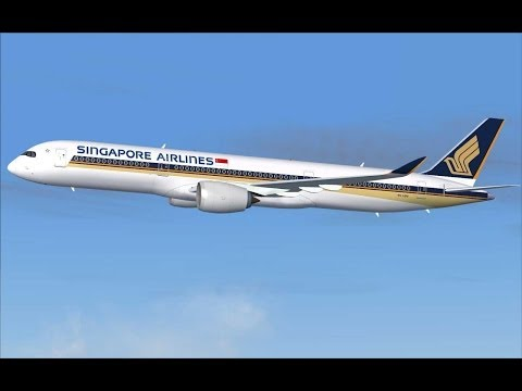 Singapore Airlines Order 70 Airbus A350-900 (Pictures 2014)