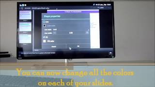 How To Open MS Office files with Toshiba L4300 Smart Android TV