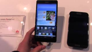 Huawei Ascend Mate 6.1-inch Hands On