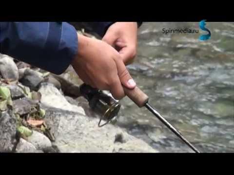 осенняя рыбалка в горах