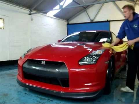 Nissan GTR Full Correction by MP Auto Detailing