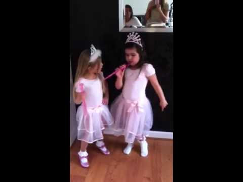 Nicki Minaj - Super Bass By Sophia Grace Brownlee