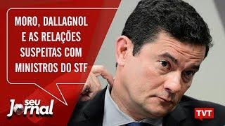 Moro, Dallagnol e as relações suspeitas com ministros do STF