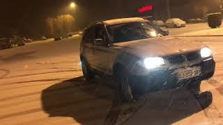 Bmw x3 3.0D  drift !!!
