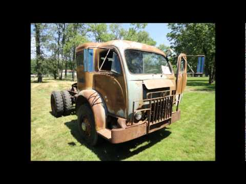 Gmc Truck For Sale >> 1954 White 3000 - YouTube