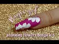 MAGIC GEL | Stunning flower design kit | NAIL TUTORIAL