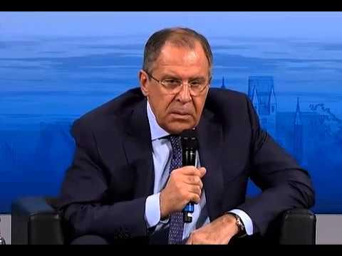 Ответы С.Лаврова на вопросы на Мюнхенской конференции по безопасности