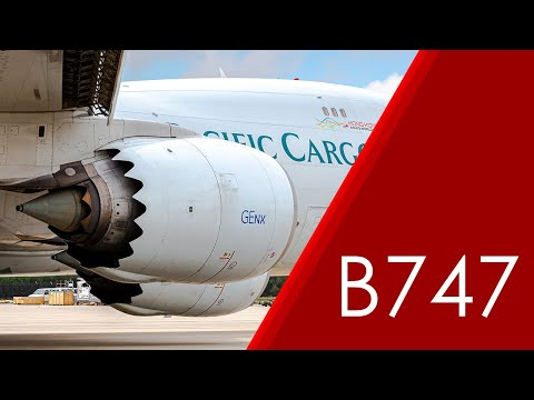 Cathay Pacific Cargo 747-8F (B-LJA) Pushback - 12 March 2016