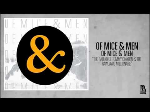Of Mice And Men - The Ballad Of Tony Clayton And The Rawding Millionaire