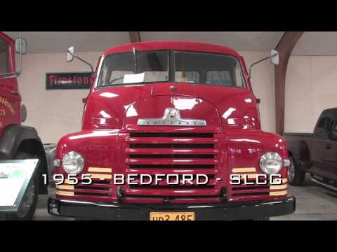 Bill Richardson Truck Museum - 1955 BEDFORD - SLCG